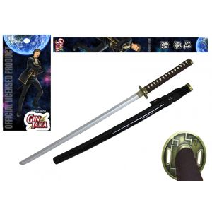 The Official Licensed Gintama foam Sword metal Handle-Kondo Isao Sword - FSD5005