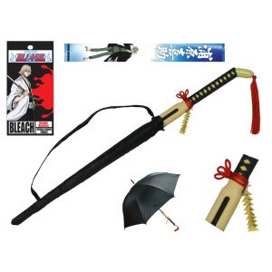 "41"" Kisuke Urahara Samurai Handle Umbrella - VS1105"